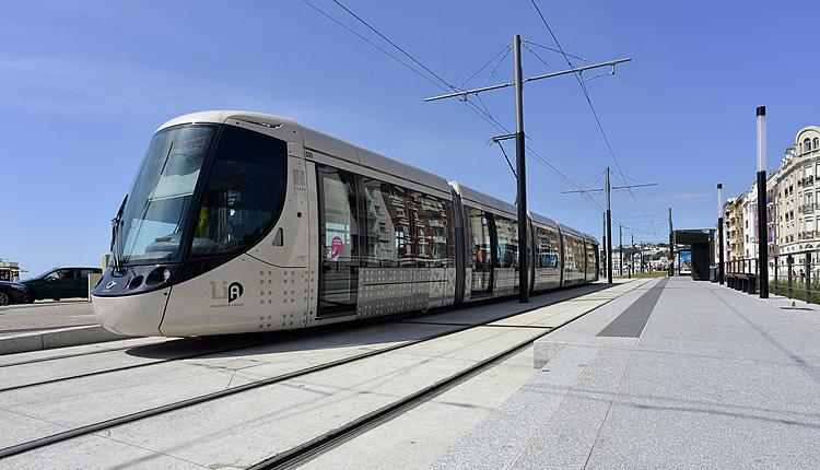 tramway du havre